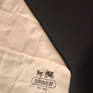 2 Coach Dust covers